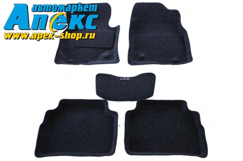 3D коврики на Mazda CX-5 2012 – 2016